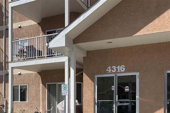 Condo for sale at 4316 139 Av NW Unit 108 Edmonton Alberta - MLS: E4215329