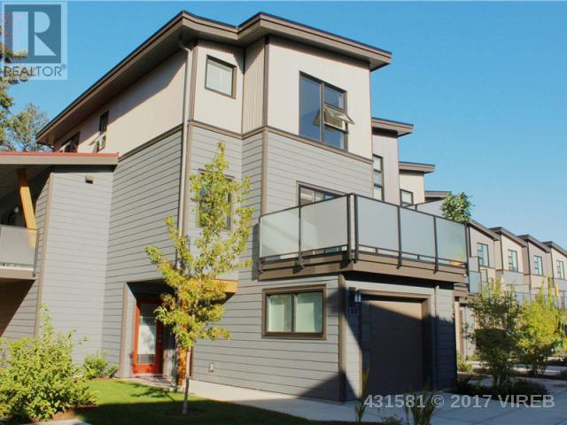 For Sale: 108 - 5240 Dublin Way, Nanaimo, BC | 3 Bed, 4 Bath Townhouse for $485,000. See 27 photos!