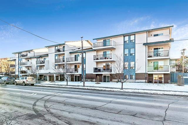 Buliding: 647 1 Avenue Northeast, Calgary, AB