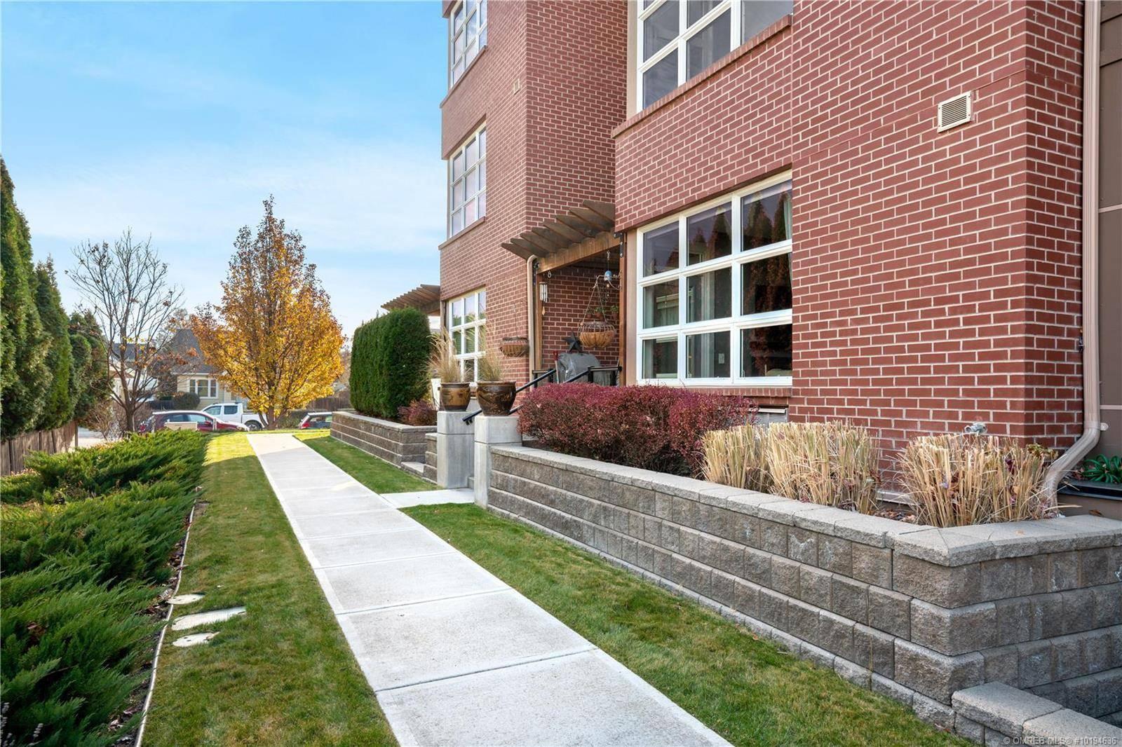 Condo for sale at 700 Martin Ave Unit 108 Kelowna British Columbia - MLS: 10194636