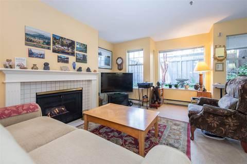 Condo for sale at 735 15th Ave W Unit 108 Vancouver British Columbia - MLS: R2346892