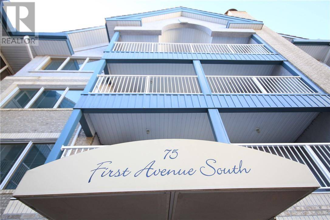 Condo for sale at 75 1 Ave S Unit 108 Lethbridge Alberta - MLS: ld0183811
