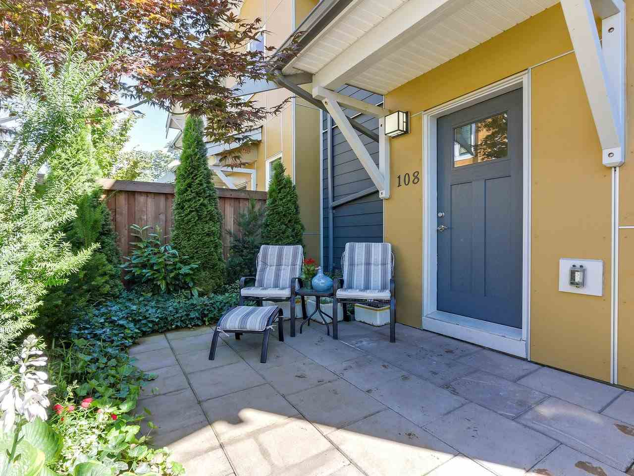 For Sale: 108 - 801 Roderick Avenue, Coquitlam, BC | 3 Bed, 3 Bath Townhouse for $1,048,000. See 20 photos!