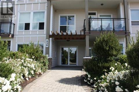 Condo for sale at 938 Dunford Ave Unit 108 Victoria British Columbia - MLS: 412198