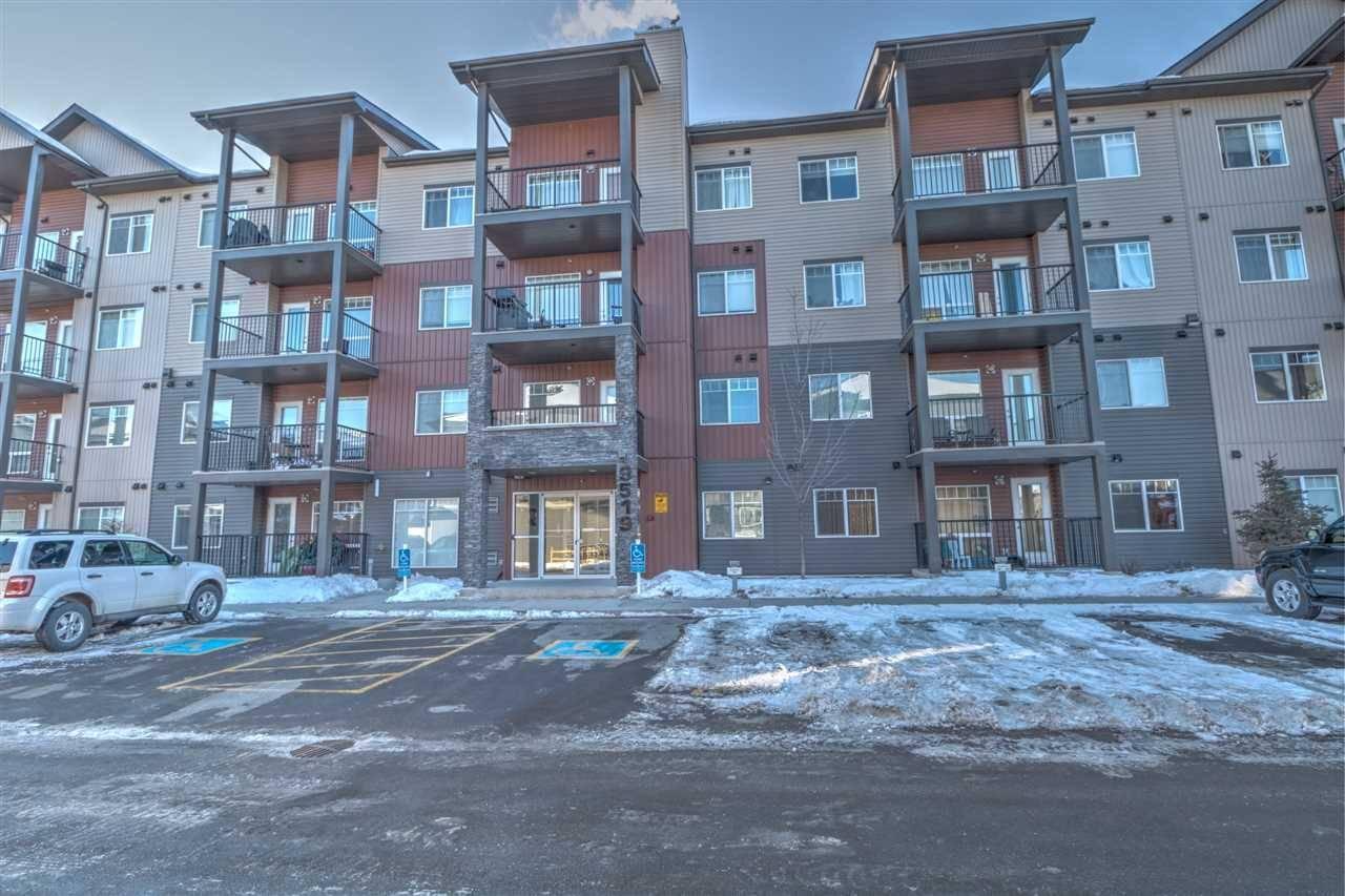 Condo for sale at 9519 160 Ave Nw Unit 108 Edmonton Alberta - MLS: E4186844