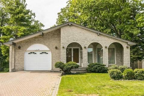 House for sale at 108 Albion Falls Blvd Hamilton Ontario - MLS: X4595353