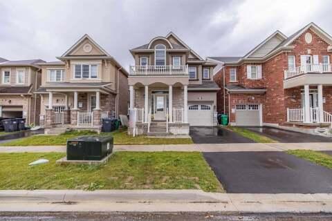 House for sale at 108 Benhurst Cres Brampton Ontario - MLS: W4935554