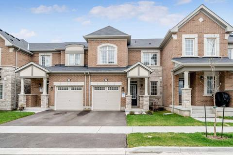 Townhouse for sale at 108 Bond Head Ct Milton Ontario - MLS: W4450521