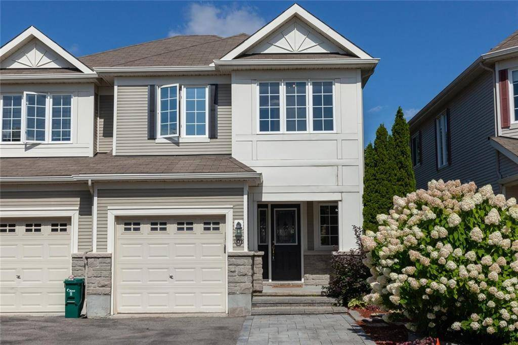 Townhouse for sale at 108 Braddock Pt Ottawa Ontario - MLS: 1167412