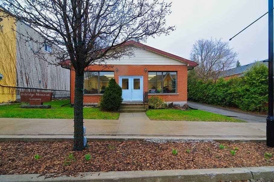 Commercial property for sale at 108 Brock St Uxbridge Ontario - MLS: N4657807