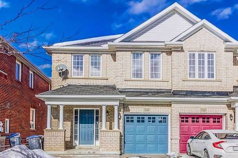 Townhouse for sale at 108 Bushmill Circ Brampton Ontario - MLS: W4377208