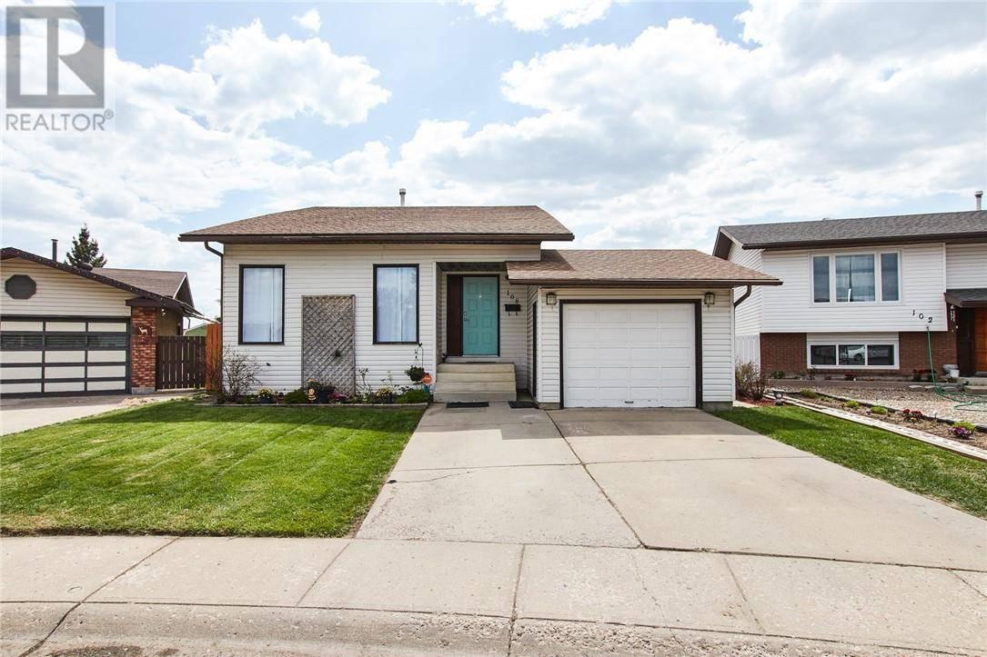 House for sale at 108 Calder Cres Se Medicine Hat Alberta - MLS: mh0178377