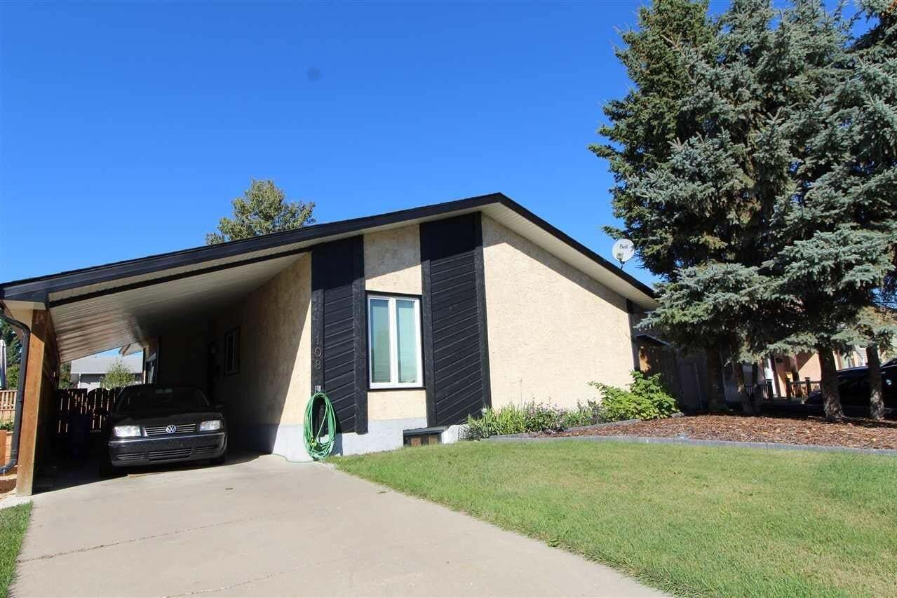 House for sale at 108 Caledonia St Wetaskiwin Alberta - MLS: E4213769