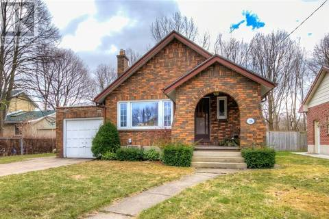 House for sale at 108 Cavendish Cres London Ontario - MLS: 192205