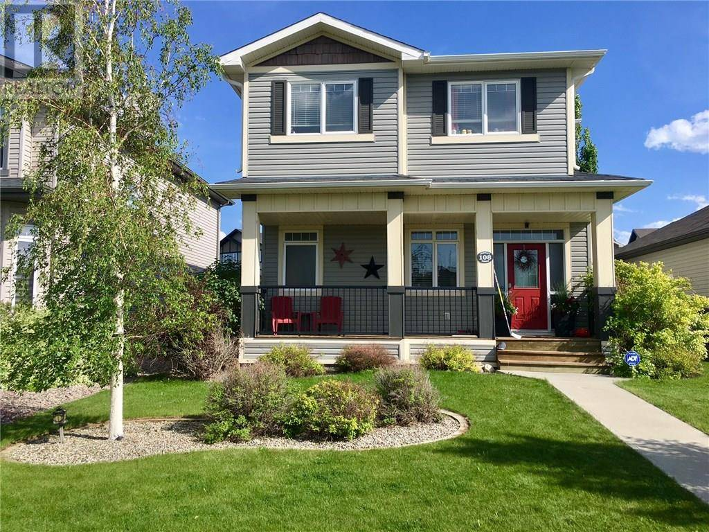 House for sale at 108 Coalbanks Blvd W Lethbridge Alberta - MLS: ld0184716