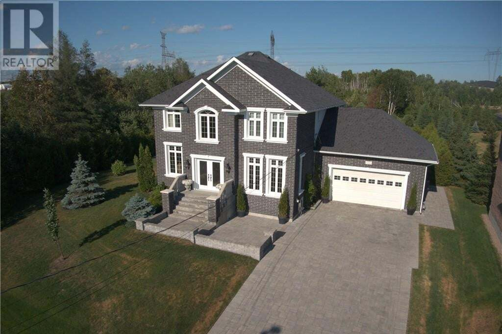 House for sale at 108 Donnelly Dr Garson Ontario - MLS: 2087106