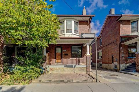 Townhouse for sale at 108 Follis Ave Toronto Ontario - MLS: C4607849