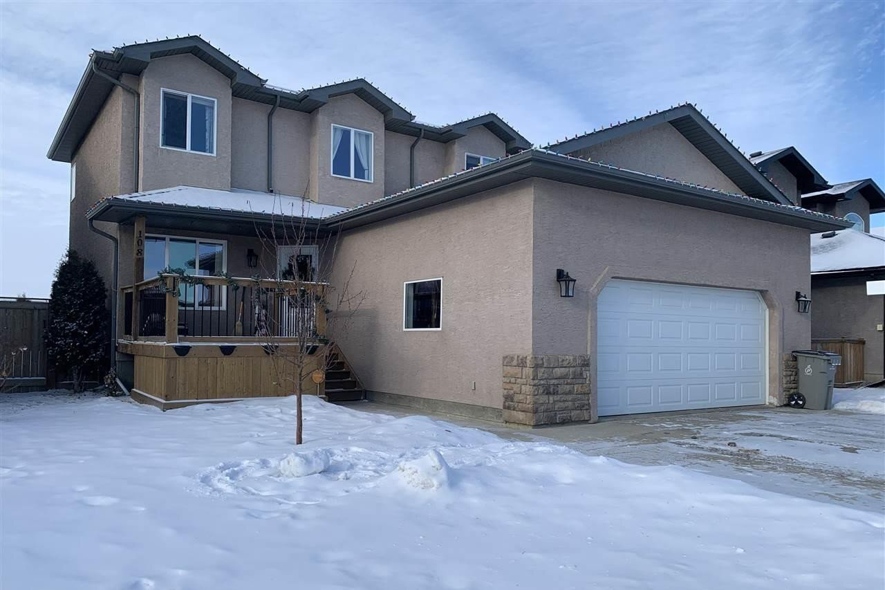 House for sale at 108 Houle Dr Morinville Alberta - MLS: E4217217