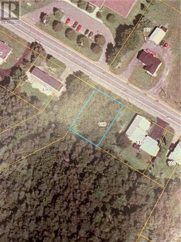 Residential property for sale at 108 King St Chipman New Brunswick - MLS: NB032813