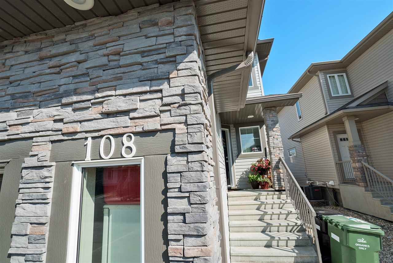 For Sale: 108 Kirpatrick Lake, Leduc, AB | 2 Bed, 3 Bath Townhouse for $309,999. See 29 photos!