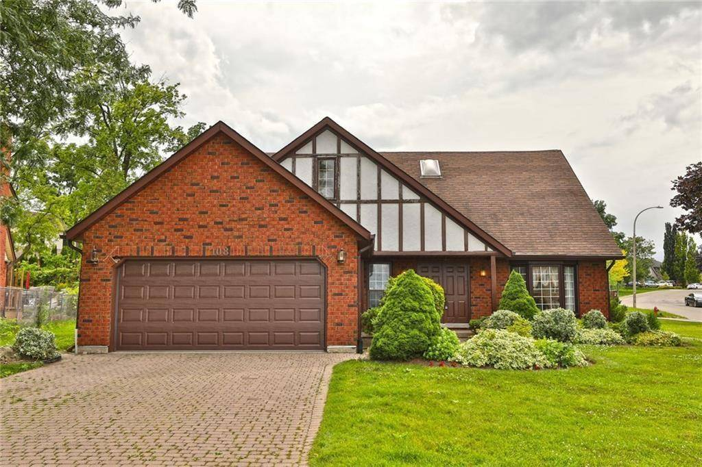 House for sale at 108 Lavender Dr Ancaster Ontario - MLS: H4063978