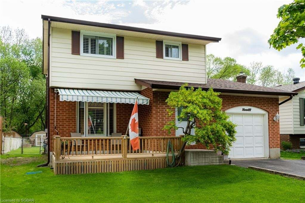 House for sale at 108 Lockhart Rd Collingwood Ontario - MLS: 262406