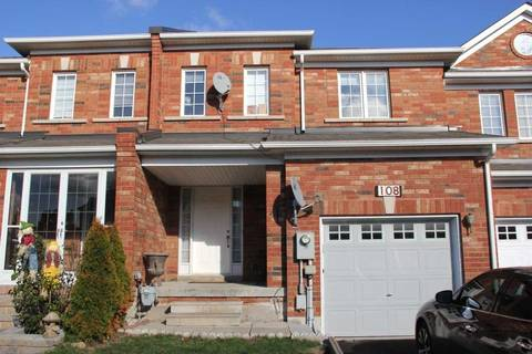 Townhouse for rent at 108 Matteo David Dr Richmond Hill Ontario - MLS: N4403946