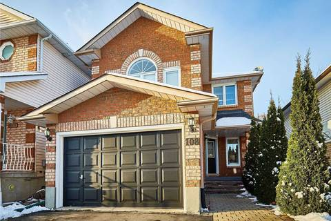 House for sale at 108 Mcfeeters Cres Clarington Ontario - MLS: E4633301
