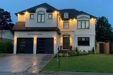 House for sale at 108 Meadowbrook Dr Milton Ontario - MLS: W4836011