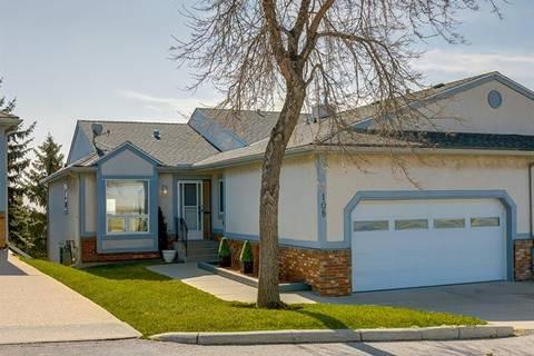 Townhouse for sale at 108 Norquay Ht Northwest Calgary Alberta - MLS: C4295443