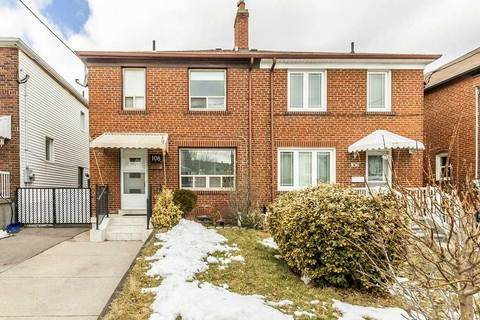 Townhouse for sale at 108 Northland Ave Toronto Ontario - MLS: W4697897
