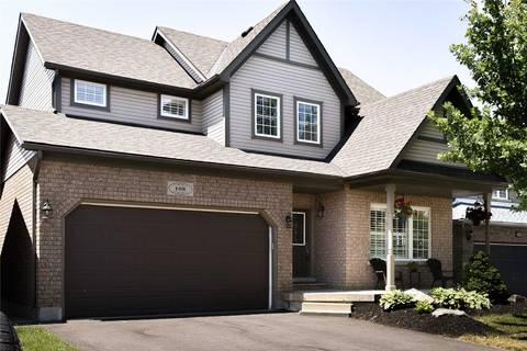House for sale at 108 Oak Ridge Dr Orangeville Ontario - MLS: W4521081