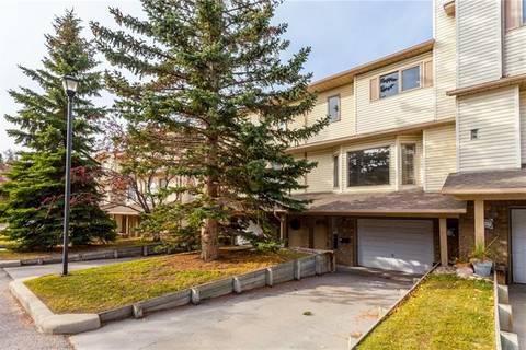 Townhouse for sale at 108 Patina Pk Southwest Calgary Alberta - MLS: C4266573