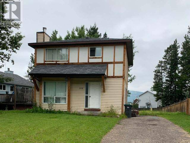 House for sale at 108 Red Willow Ave Tumbler Ridge British Columbia - MLS: 179021