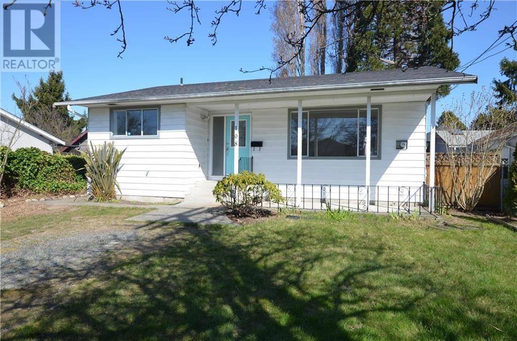 House for sale at 108 Regina Ave Victoria British Columbia - MLS: 423199