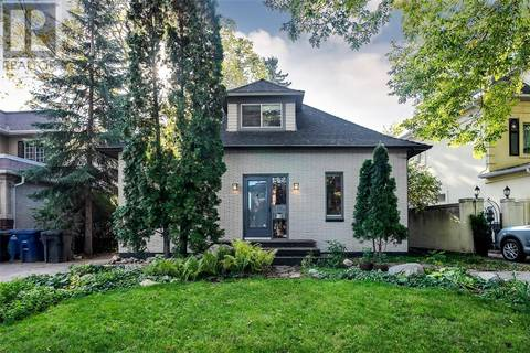 House for sale at 108 Saskatchewan Cres W Saskatoon Saskatchewan - MLS: SK786685