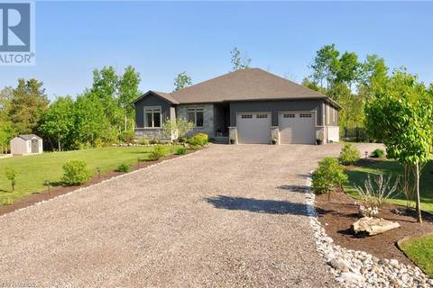 House for sale at 108 Scotts Hill Rd West Grey Ontario - MLS: 193522