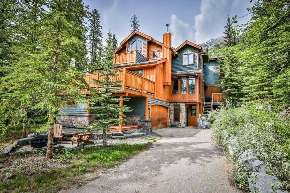 Townhouse for sale at 108 Silvertip Rg Silvertip, Canmore Alberta - MLS: C4302952