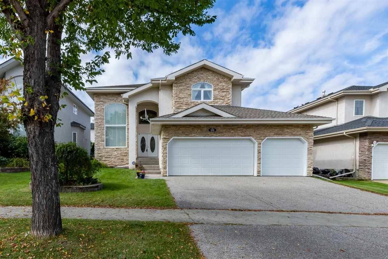 House for sale at 108 Tegler Gt Nw Edmonton Alberta - MLS: E4174240
