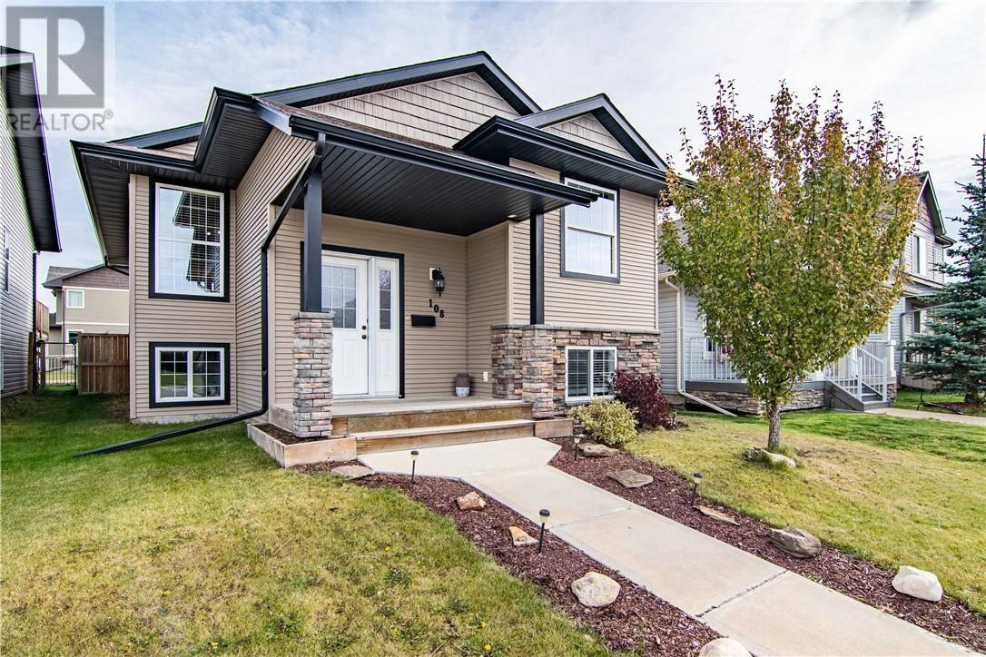 House for sale at 108 Vickers Cs Red Deer Alberta - MLS: ca0180823