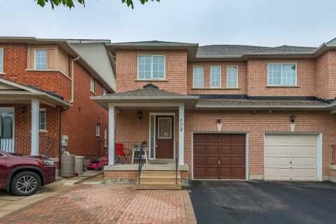 Townhouse for sale at 108 Warren Bradley St Markham Ontario - MLS: N4924027