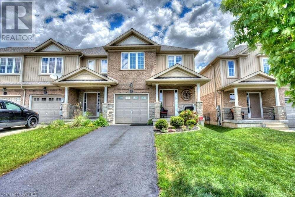 House for sale at 108 Wedgewood Dr Woodstock Ontario - MLS: 263988