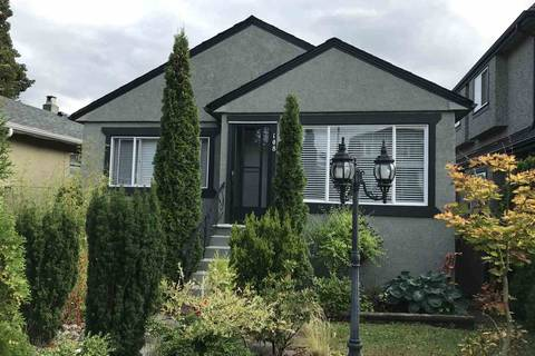 House for sale at 108 45th Ave W Vancouver British Columbia - MLS: R2395956