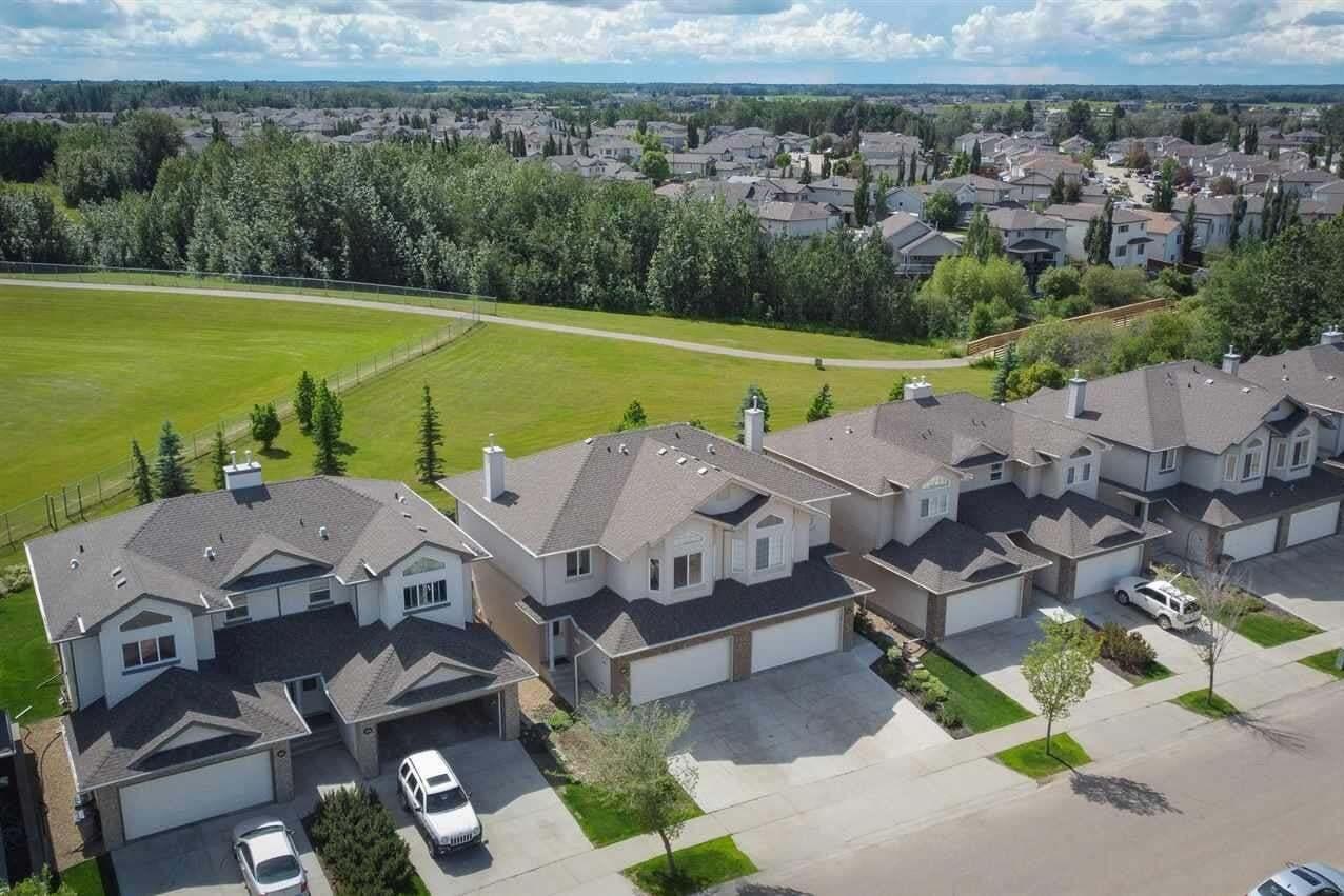 Townhouse for sale at 108 Westerra Bv Stony Plain Alberta - MLS: E4204037