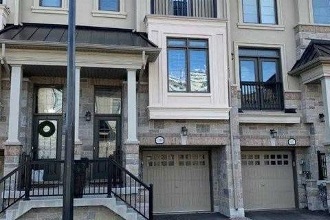 Townhouse for rent at 1080 Beachcomber Rd Mississauga Ontario - MLS: W4686541