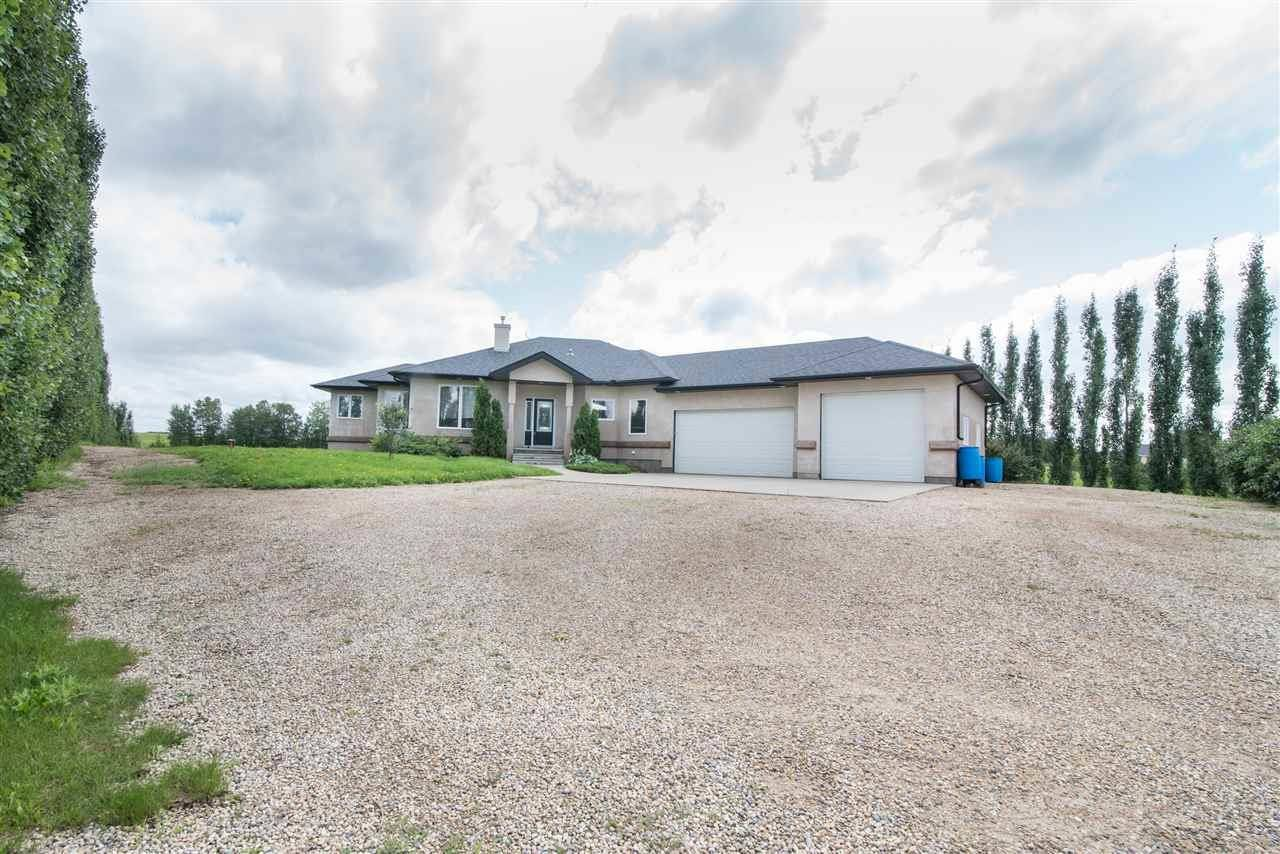 House for sale at 1080 Clearwater Creek Rd Rural Leduc County Alberta - MLS: E4168109