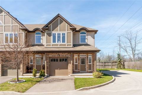Townhouse for sale at 1080 Ryckman Common Rd Burlington Ontario - MLS: W4444796