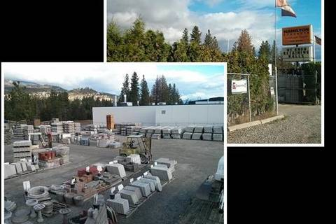 Commercial property for sale at 1080 Stevens Rd West Kelowna British Columbia - MLS: 10179997