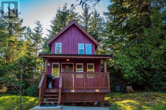 House for sale at 1080 Tyee Te Ucluelet British Columbia - MLS: 467125