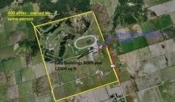 Commercial property for lease at 10800 Concession Five Sdrd Uxbridge Ontario - MLS: N4635563
